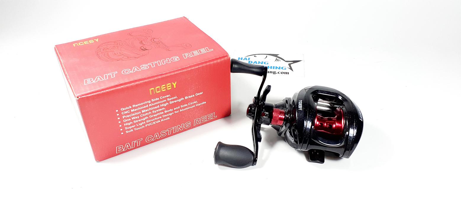 Máy câu cá NOEBY chính hãng tại thị trường Việt Nam