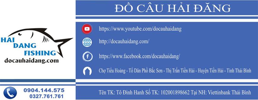Shop Đồ Câu Cá tại Huyện Tiên Lữ Hưng Yên