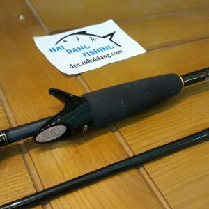 Cần câu cá Daiwa chính hãng tại thị trường Việt Nam