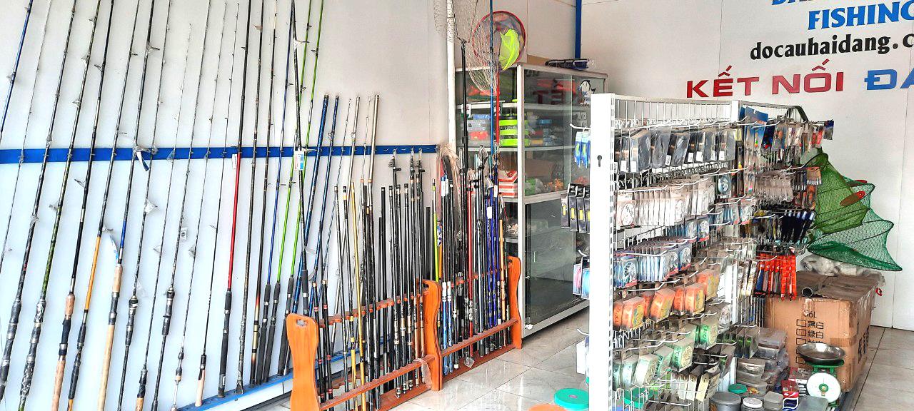 Shop Đồ Câu Cá tại Huyện Lục Nam Tỉnh Bắc Giang